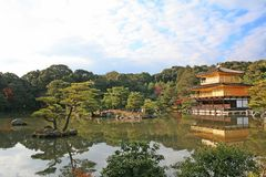 Paisaje japonés 2 Imagen de archivo libre de regalías
