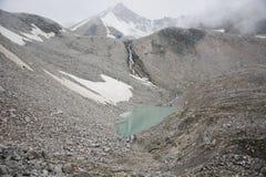 Paisaje maravilloso de la montaña Imagen de archivo libre de regalías