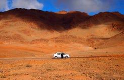 Paisaje marciano Fotografía de archivo