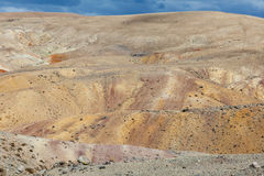 Paisaje marciano Imagenes de archivo