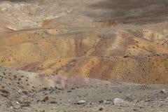 Paisaje marciano Fotografía de archivo libre de regalías