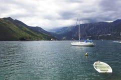Paisaje marina Imagen de archivo libre de regalías