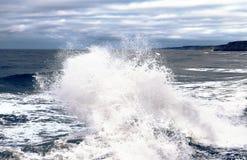 Paisaje marino Imágenes de archivo libres de regalías