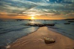 Paisaje marino Fotografía de archivo