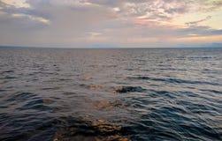 Paisaje marino Foto de archivo