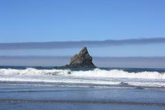 Paisaje marino Foto de archivo libre de regalías