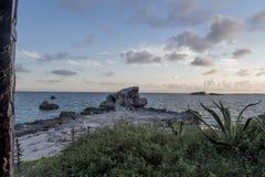 Paisaje marino de Madagascar Fotos de archivo