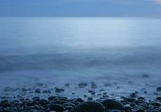 Paisaje marino de Peacefull Fotos de archivo