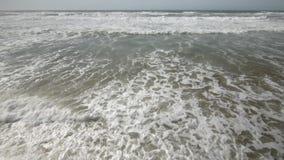 Paisaje marino del océano escénico de la playa de Marruecos metrajes