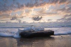 Paisaje marino en Francia Imágenes de archivo libres de regalías