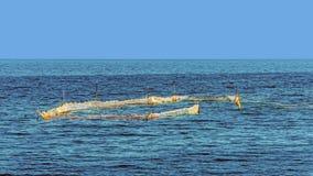 Paisaje marino en Sozopol Fotos de archivo libres de regalías