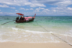 Paisaje marino hermoso Tailandia no vista imagen de archivo libre de regalías