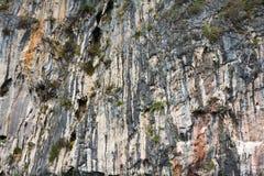 Paisaje marino hermoso Tailandia no vista foto de archivo libre de regalías