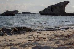 Paisaje marino Madagascar Imágenes de archivo libres de regalías