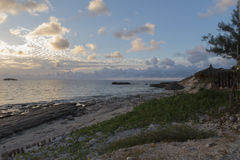 Paisaje marino Madagascar Fotos de archivo libres de regalías