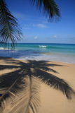 Paisaje marino, playa de Surin, Phuket fotografía de archivo