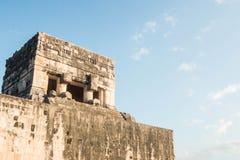 Paisaje maya Fotos de archivo libres de regalías