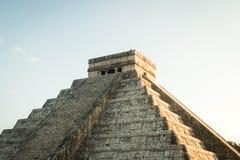 Paisaje maya Foto de archivo libre de regalías