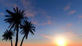 Paisaje meridional Foto de archivo libre de regalías