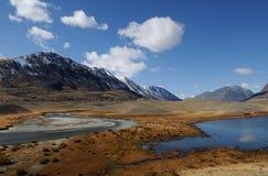 Paisaje mongol 3 Imagen de archivo