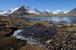 Paisaje mongol 4 Imágenes de archivo libres de regalías