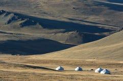 Paisaje mongol 5 Imágenes de archivo libres de regalías