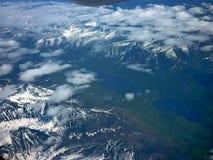Paisaje, montañas Imágenes de archivo libres de regalías