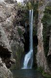 Paisaje natural, cascadas en el monasterio de Piedra en Zaragoza, España Imagen de archivo libre de regalías