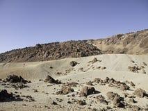 Paisaje natural de la montaña Fotos de archivo