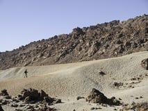 Paisaje natural de la montaña Imagenes de archivo