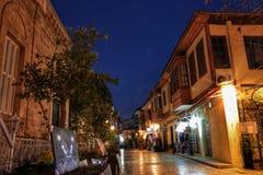 Paisaje New York City Londres de Londres del pavo de Antalya de los citylights del oldcity de Architectur Imagen de archivo libre de regalías