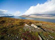 Paisaje noruego Imagen de archivo libre de regalías