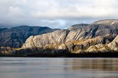 Paisaje noruego Fotos de archivo libres de regalías
