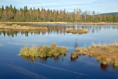 Paisaje noruego Imágenes de archivo libres de regalías