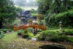 Paisaje oriental del jardín Imagen de archivo