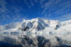 Paisaje polar Fotografía de archivo libre de regalías