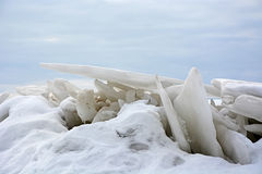 Paisaje polar Imagenes de archivo