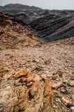 Paisaje rocoso Fotografía de archivo