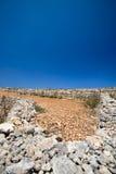Paisaje rocoso Imagen de archivo libre de regalías
