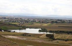Paisaje rural Imagen de archivo