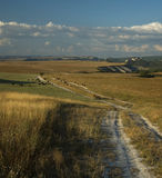 Paisaje rural Fotos de archivo libres de regalías
