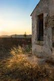 Paisaje rural fotos de archivo