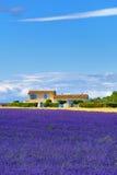 Paisaje rural de Provence Fotografía de archivo libre de regalías