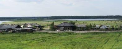 Paisaje rural del verano Imágenes de archivo libres de regalías