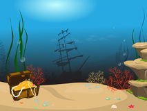 Paisaje subacuático