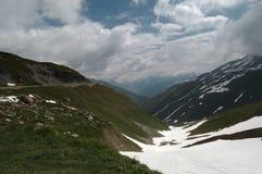 Paisaje suizo Fotografía de archivo