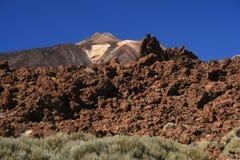 Paisaje Tenerife Fotografía de archivo libre de regalías