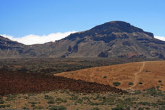 Paisaje Tenerife Fotografía de archivo