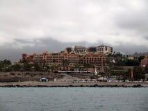 Paisaje Tenerife del sur Imágenes de archivo libres de regalías