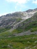 Paisaje Trollstigen de Noruega Fotografía de archivo